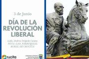 CELEBRAMOS AL DÍA DE LA REVOLUCIÓN LIBERAL